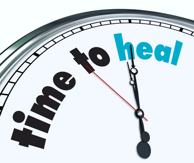 Healing Takes Time! Research Shows What to Expect…